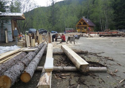 109-Workshop-logs-mill
