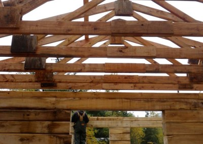 121-Mary Jane roof framing