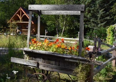Flower cart-Bea cabin